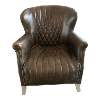 Rolls-Royce Leather Aviator Club Chair For Sale