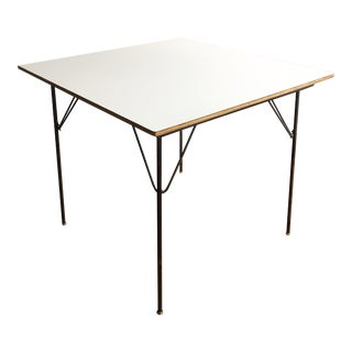 Vintage Herman Miller Eames Dtm-20 Folding Table