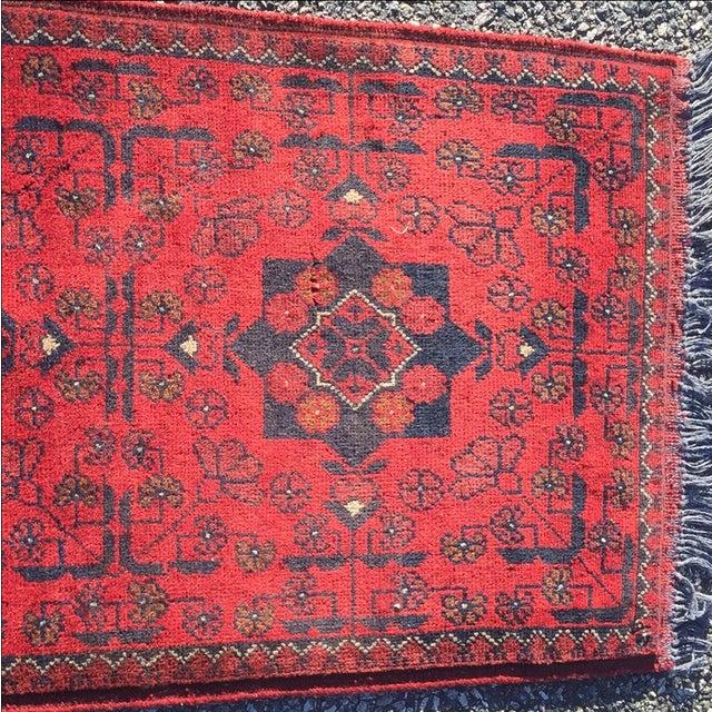 Turkaman Persian Rug - 1′10″ × 3′7″ - Image 4 of 9