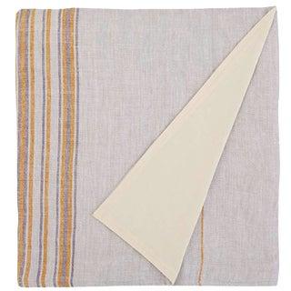 Coyuchi Linen Blanket Throw For Sale