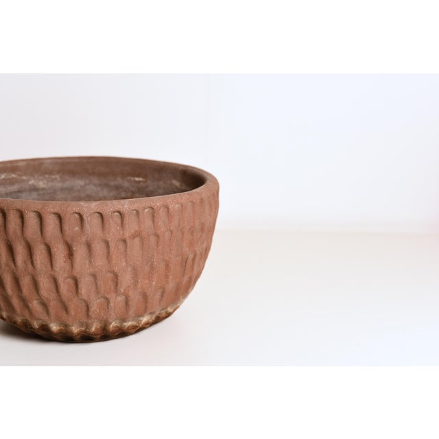 Contemporary Stan Bittters Signed Thumb Pot and Tray for Hans Sumpf Company For Sale - Image 3 of 10