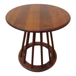 Arthur Umanoff Spindle Side Table For Sale