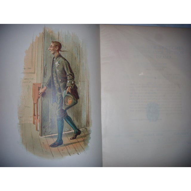 1892 Character Romance Fiction & Drama Sketches Books - Image 4 of 11