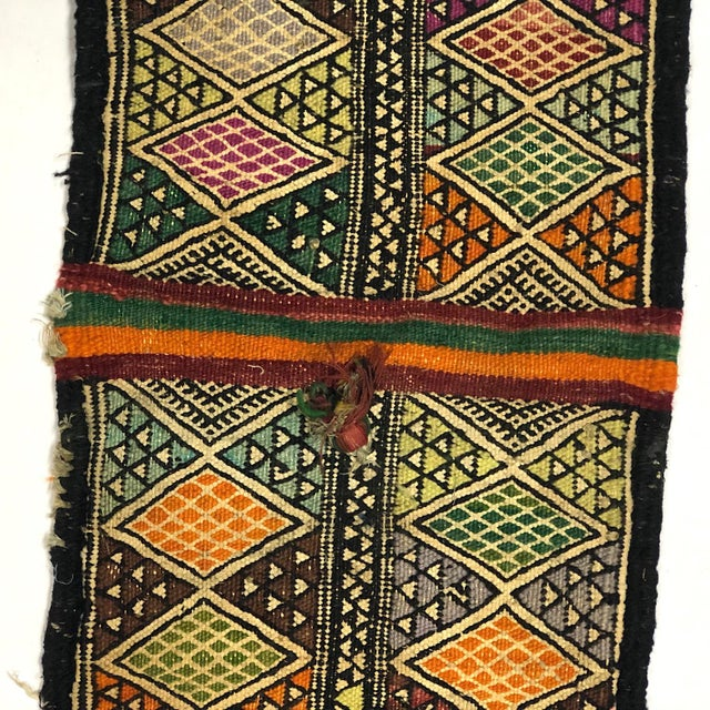 45f0d3d06a Antique Woven Camel Saddle Bag For Sale In Boston - Image 6 of 13