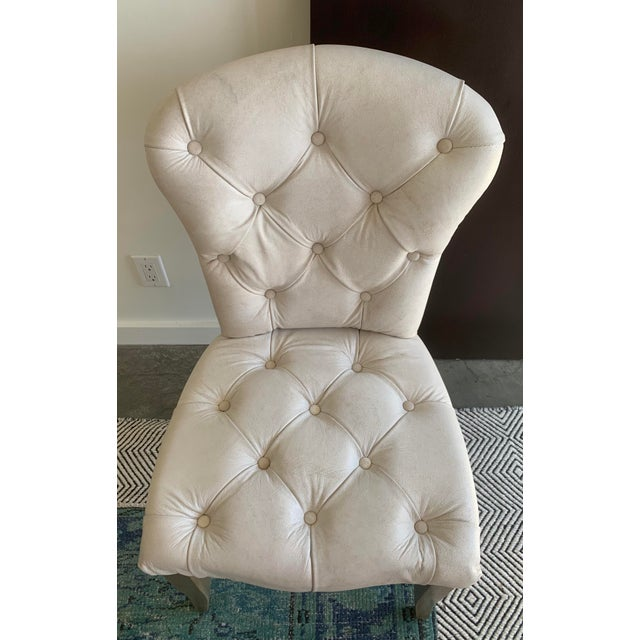 Timothy Oulton's Halo Chester Dining Chairs- A Pair For Sale - Image 9 of 12