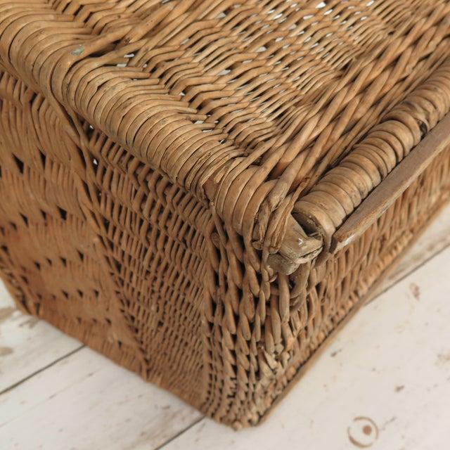 French Market Basket - Image 7 of 7