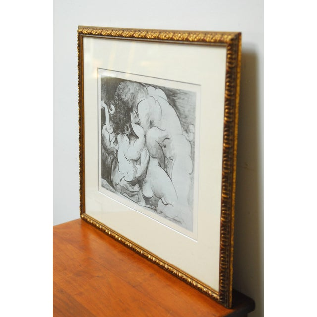 Pablo Picasso Minotaur Lithograph For Sale - Image 5 of 10