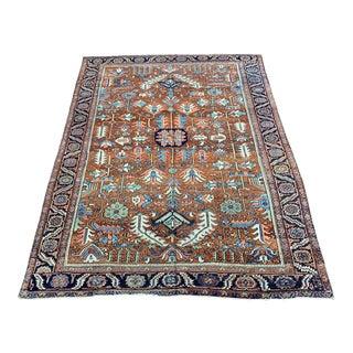 Antique Persian Sarapi Rug For Sale