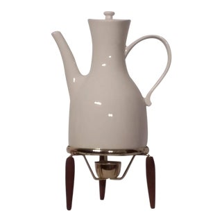 Ceramic Hall Coffee Server by Eva Zeisel For Sale