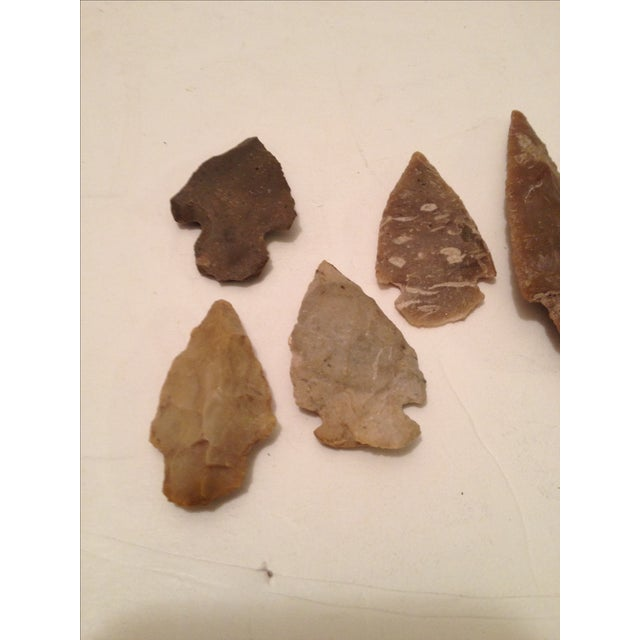 East Texas Arrowheads - Set of 6 - Image 4 of 4