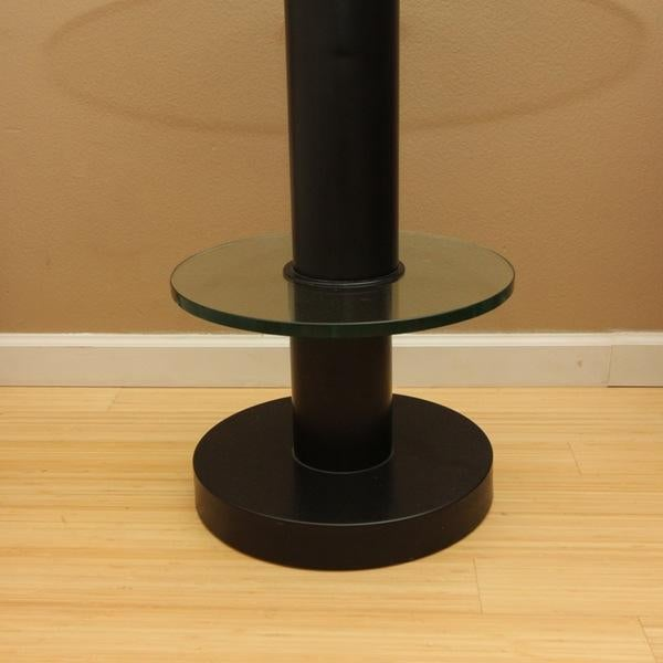 Fontana Arte Gio Ponti Design Round Side/End Table For Sale - Image 5 of 10