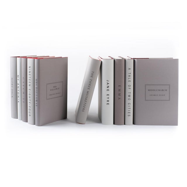 This set brings together 10 of timeless novels is wrapped in Juniper Books jackets that update the classic stories with...
