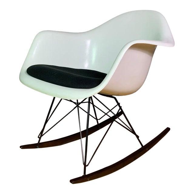 """Charles & Ray Eames """"Rar"""" Rocker, Herman Miller For Sale"""