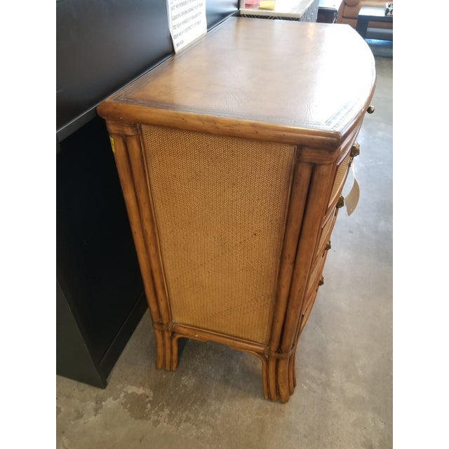 This small chest of drawers is small enough to be used as a bed side table, or a commode chest in any nook or cranny....
