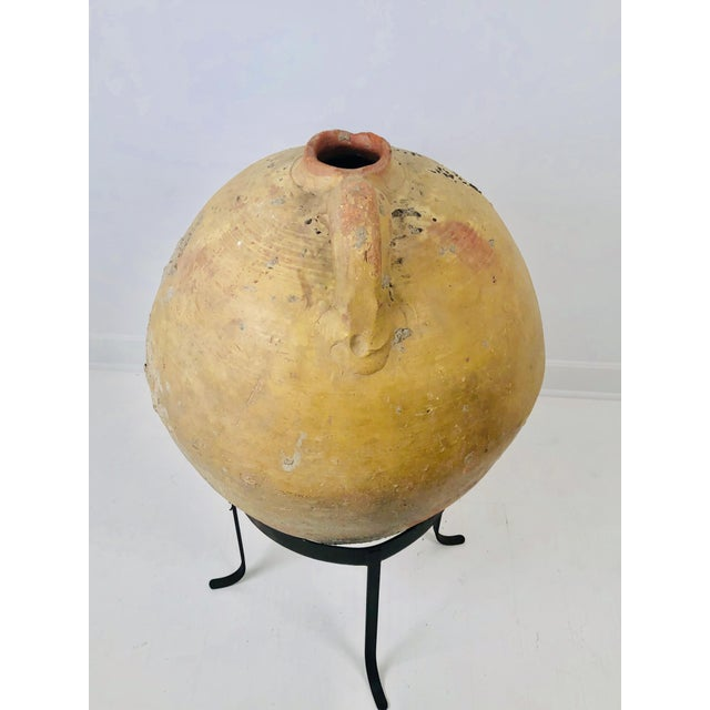Spanish Large One Handled Amphora, Spain For Sale - Image 3 of 8