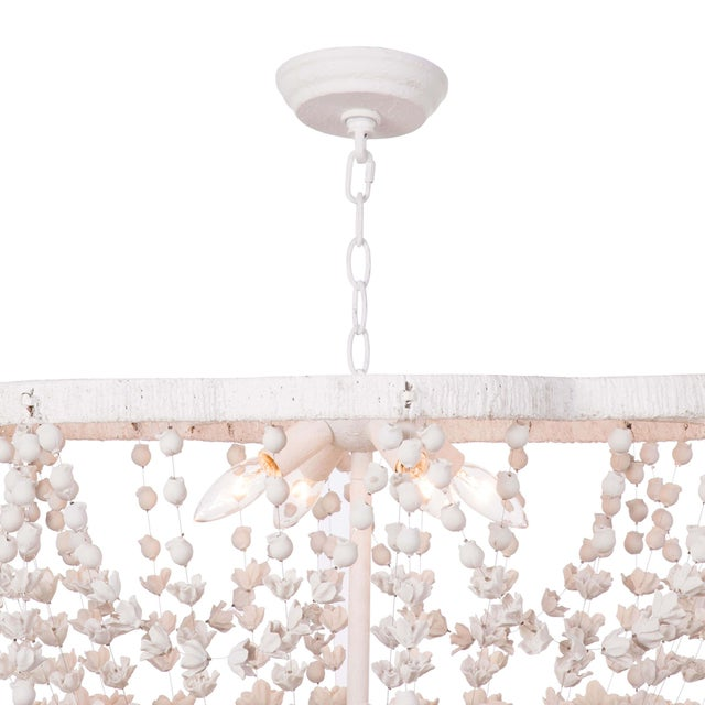 Not Yet Made - Made To Order Vanessa Basin Chandelier For Sale - Image 5 of 7