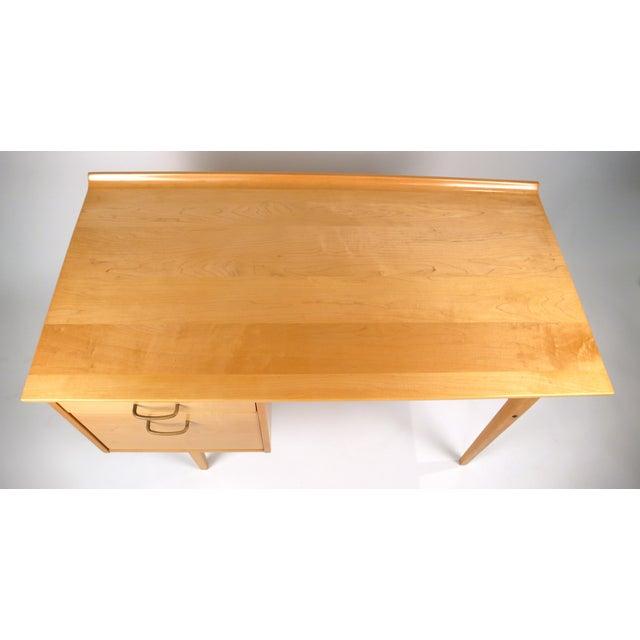 Early Milo Baughman Desk For Sale In Dallas - Image 6 of 9