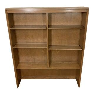 Birchcraft by Baumritter Mid-Century Modern Bookcase For Sale