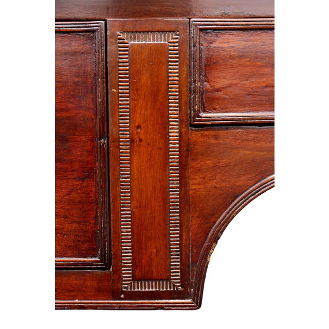 Regency Mahogany Writing Table For Sale In Boston - Image 6 of 13