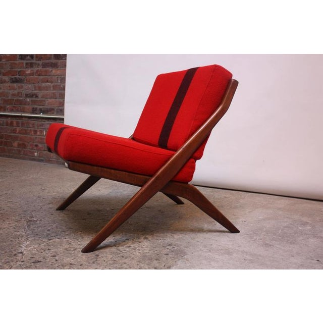 Swedish 'Scissor' Chair by Folke Ohlsson for DUX - Image 2 of 10