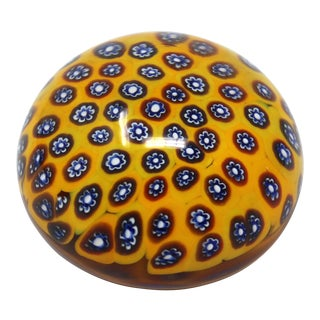 Contemporary Murano Glass Paper Weight For Sale