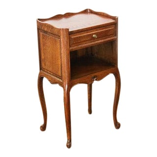 1920s Vintage French Shelf Table For Sale