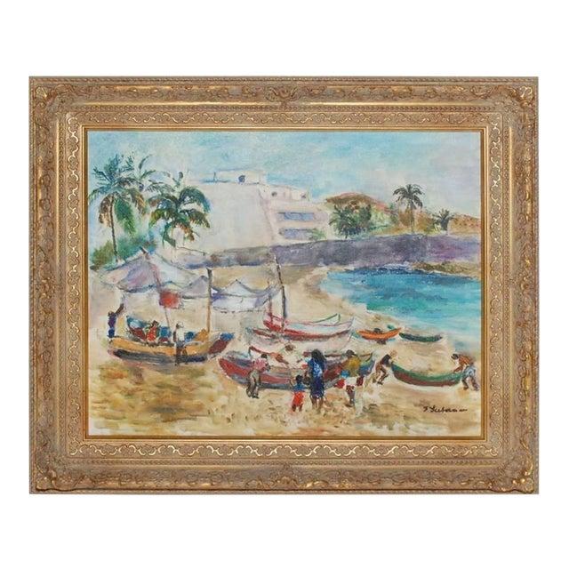 Frances Beatrice Lieberman Painting For Sale