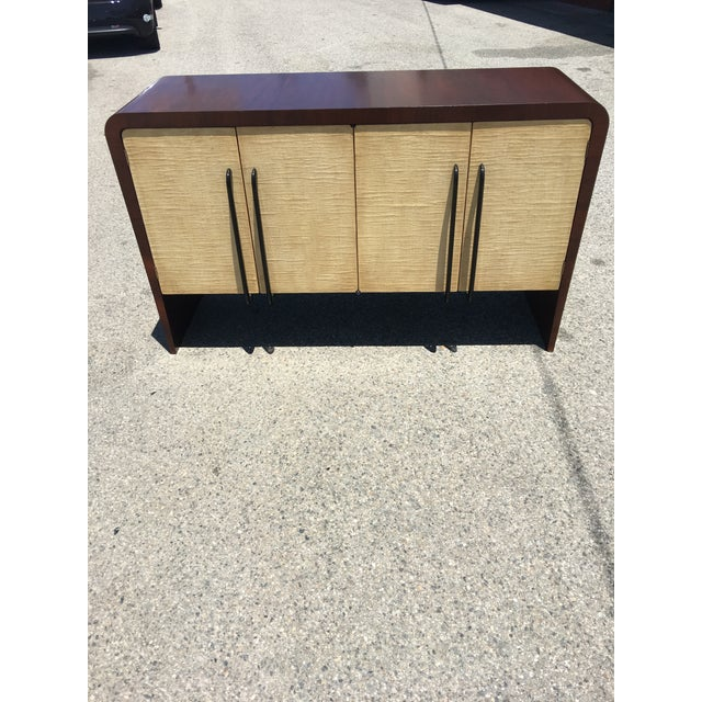 Vintage Mid-Century Modern Italian Credenza - Image 3 of 9