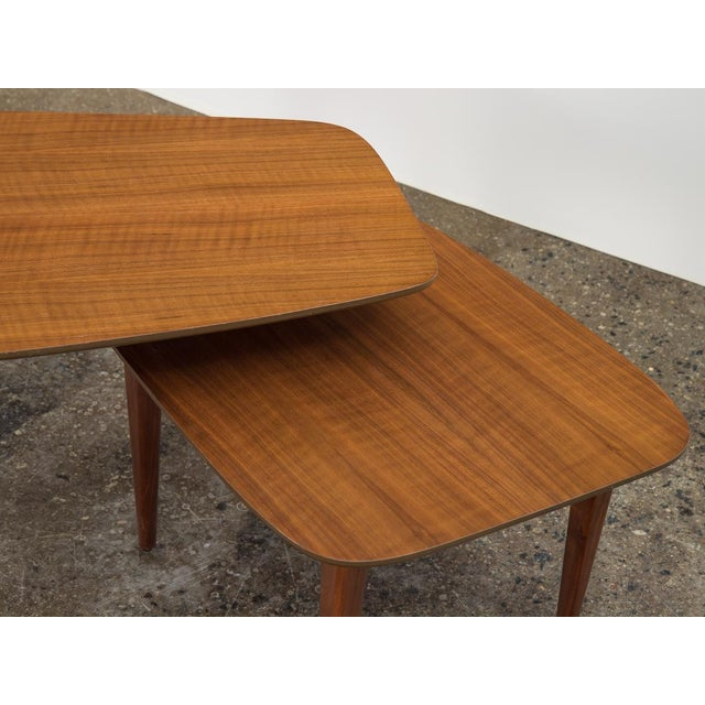 1950s Bertha Schaefer Folding Coffee Table For Sale - Image 9 of 12