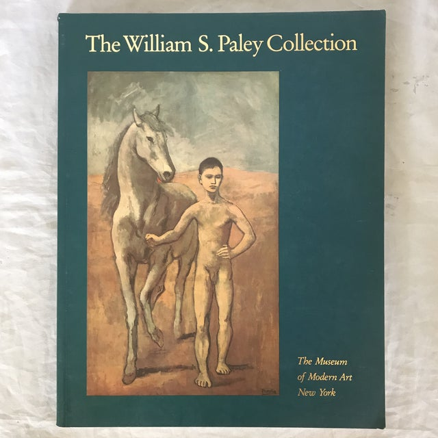 """1993 """"The William S. Paley Collection"""" First Edition Museum Art Book For Sale - Image 9 of 9"""