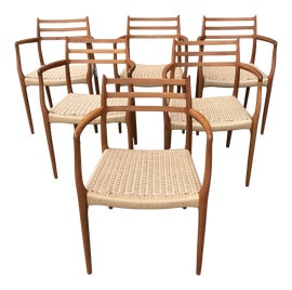 Image of Niels Moller Dining Chairs