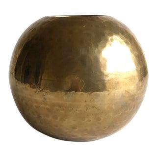 Vintage Brass Vase