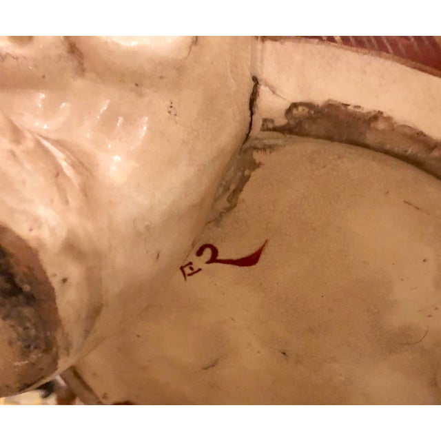 Superb Antique Satsuma Pottery Covered Urn