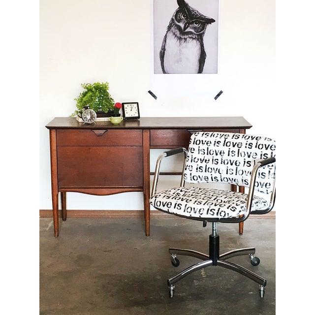 Mid-Century Custom Steelcase Office Chair - Image 5 of 7