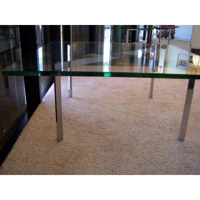 Brueton V Series Coffee Table in Steel - Image 2 of 5