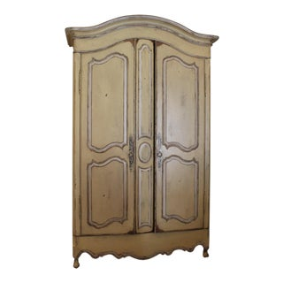 Armoire by Habersham For Sale