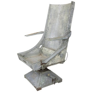 Aircrew Ejection Seat by Aircraft Mechanics Inc., 1930s For Sale