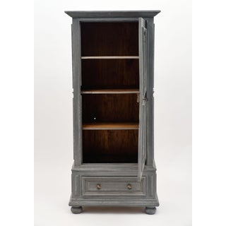 Louis XIV Style Gray Painted Bonnetiere Preview