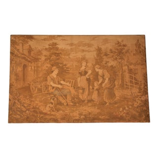 French 19th Century Tapestry For Sale