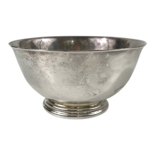 Small Revere Silver Bowl For Sale