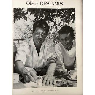 Olivier Descamps Artist France Portrait Printed Photo Framed 13x17 Preview