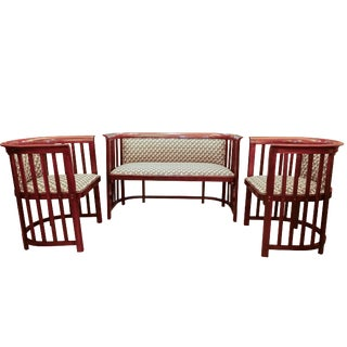 Josef Hoffmann Seating Group For Sale