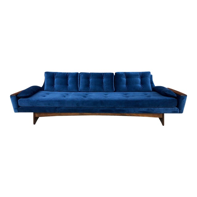 Vintage Mid-Century Sofa For Sale