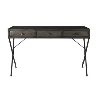 Arteriors Flint Campaign Desk For Sale