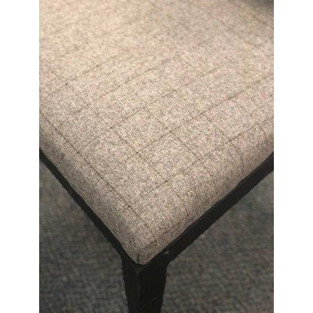 Resource Decor Resource Decor Miranda Side Chair For Sale - Image 4 of 6
