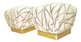 Image of Pouf Ottomans