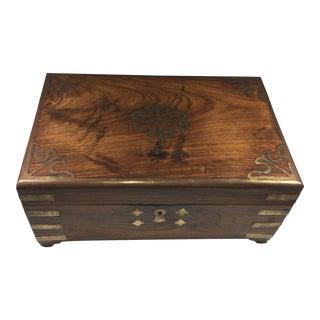 Antique Campaign Box