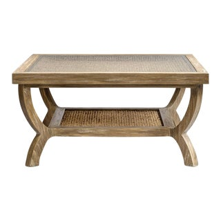 Au Naturel Coffee Table For Sale