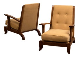 Image of Modern Lounge Chairs