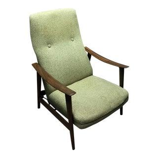 Vintage Mid Century Arnt Lande for Stokke Møbler Combi Star Rock N' Rest Chair For Sale